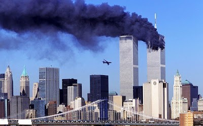 Plane Hit Twin TOwers 9/11
