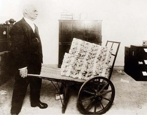 Germany 1923 inflation